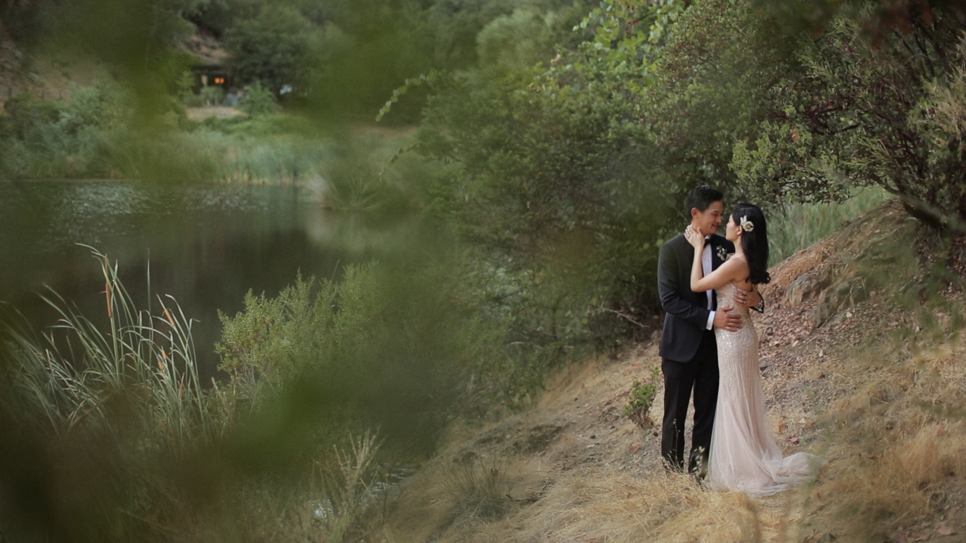 Soo + Michael | Calistoga, California | Calistoga Ranch