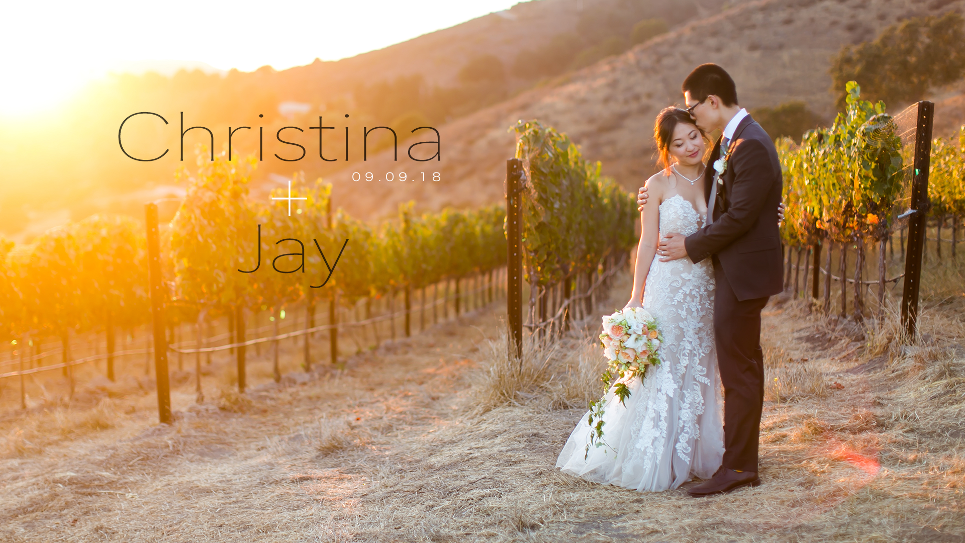 Christina + Jay | Carmel Valley, California | Holman Ranch
