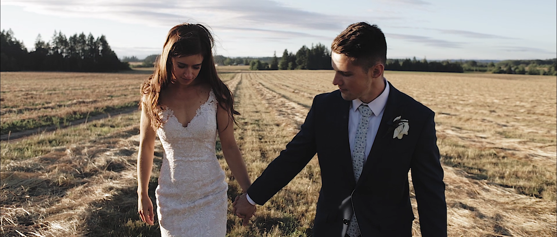 Kelsey + Caleb | Scholls, Oregon | Scholl's Valley Lodge, Scholls