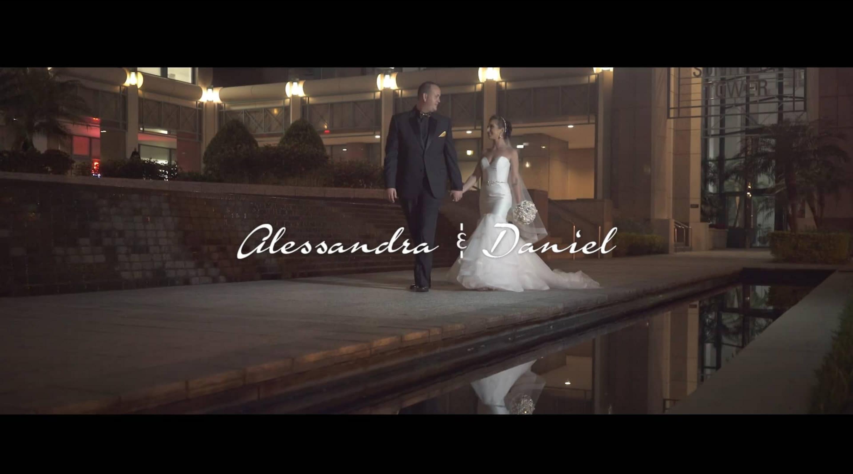 Daniel + Alessandra | Orlando, Florida | Citrus Club