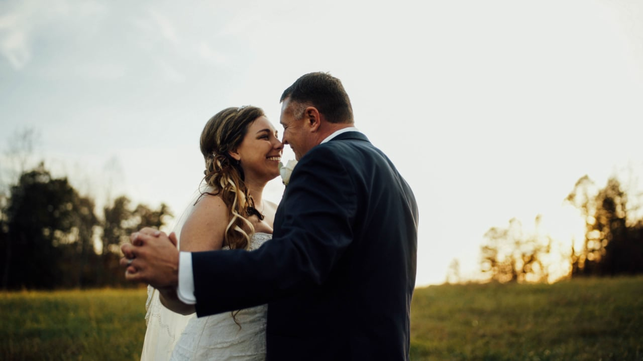 Rebecca + Michael | Hickory, North Carolina | Amity Creek Farms