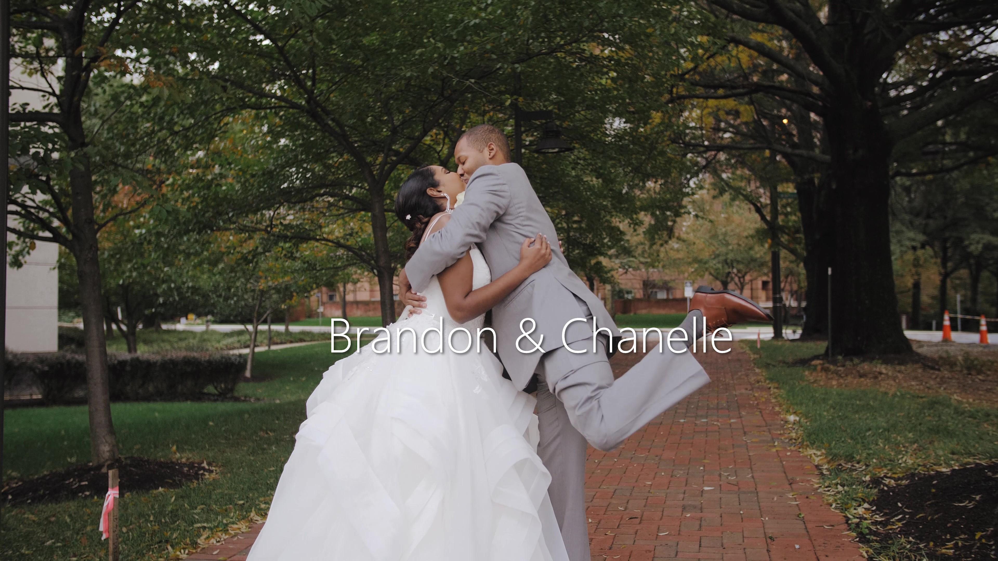 Brandon + Chanelle | Bethesda, Maryland | The Marriott