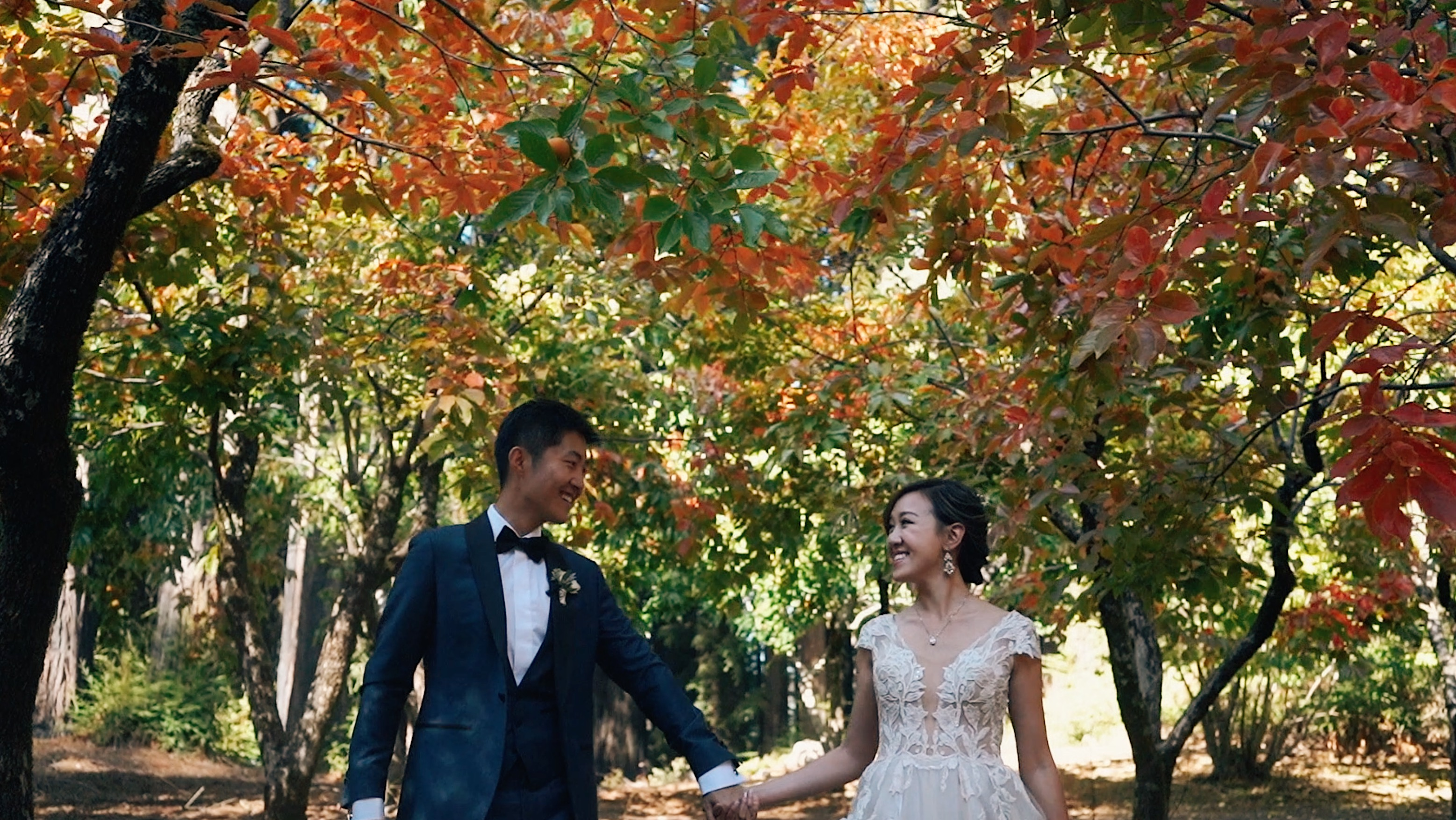 Yang + Carmen | Los Gatos, California | Nestldown