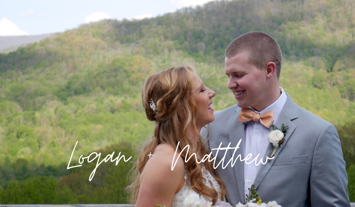 Logan + Matthew | Roan Mountain, Tennessee | Roan Vista