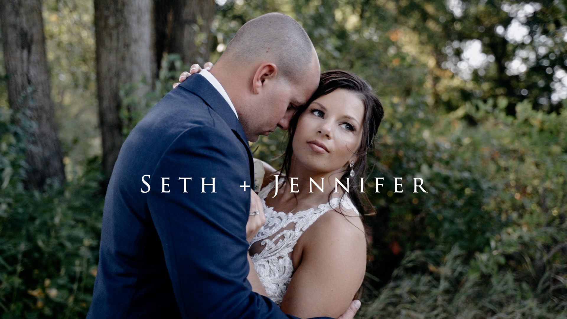 Seth + Jennifer | Clear Lake, Iowa | Diamond Oak Events