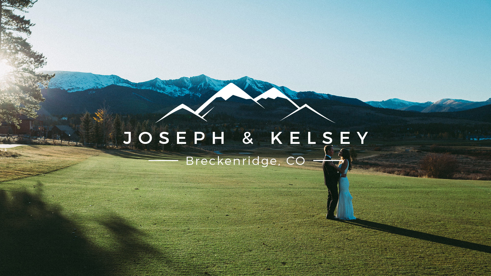 Joseph + Kelsey | Breckenridge, Colorado | Private Home