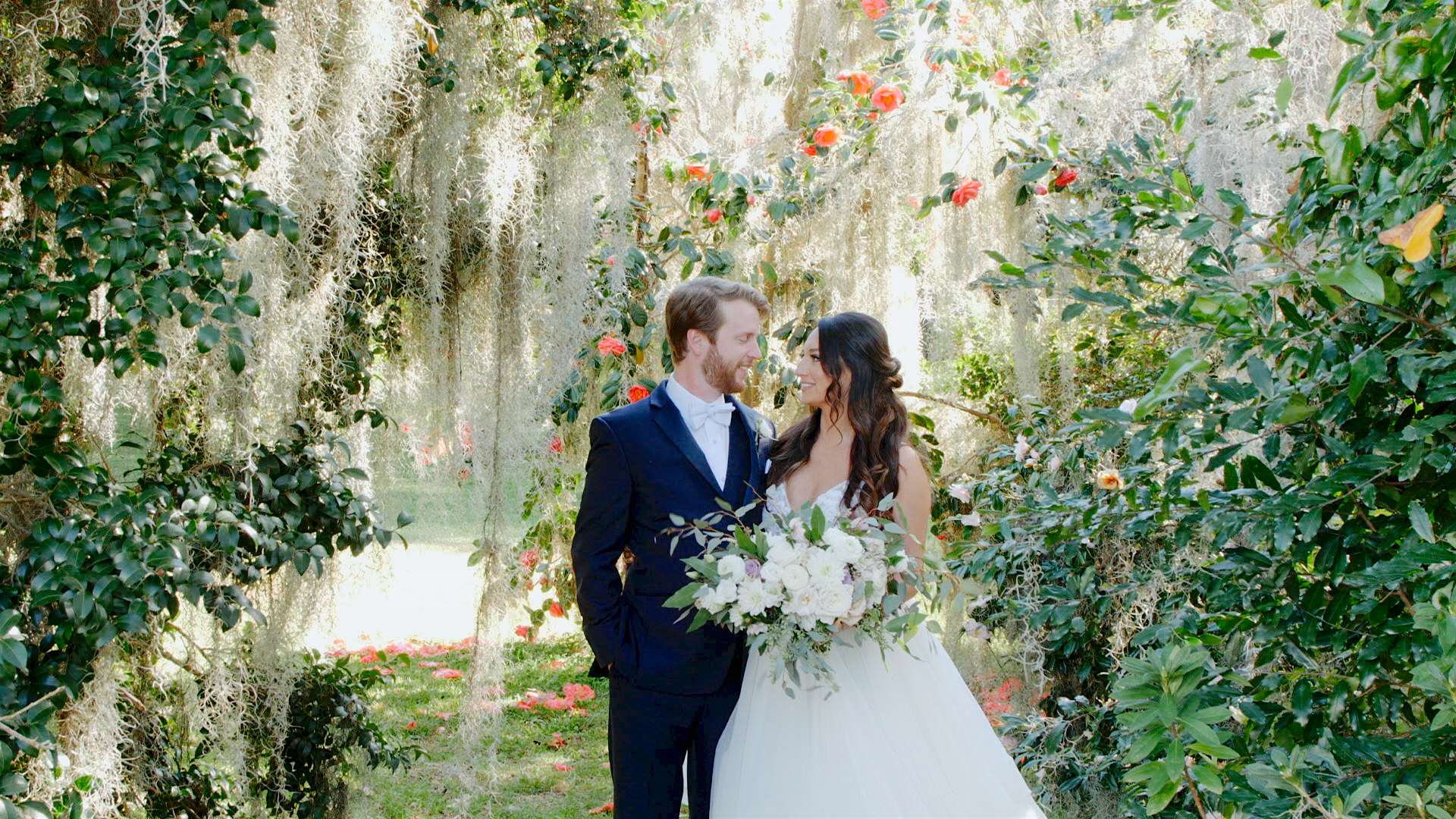 Jenny + Michael | Charleston, South Carolina | The Legare Waring House