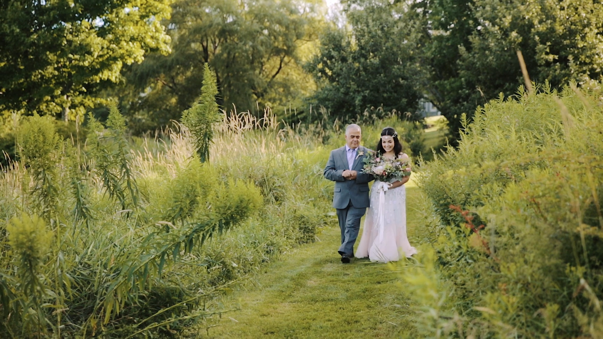 Janet + Daniel   Andes, New York   Willow drey Farm