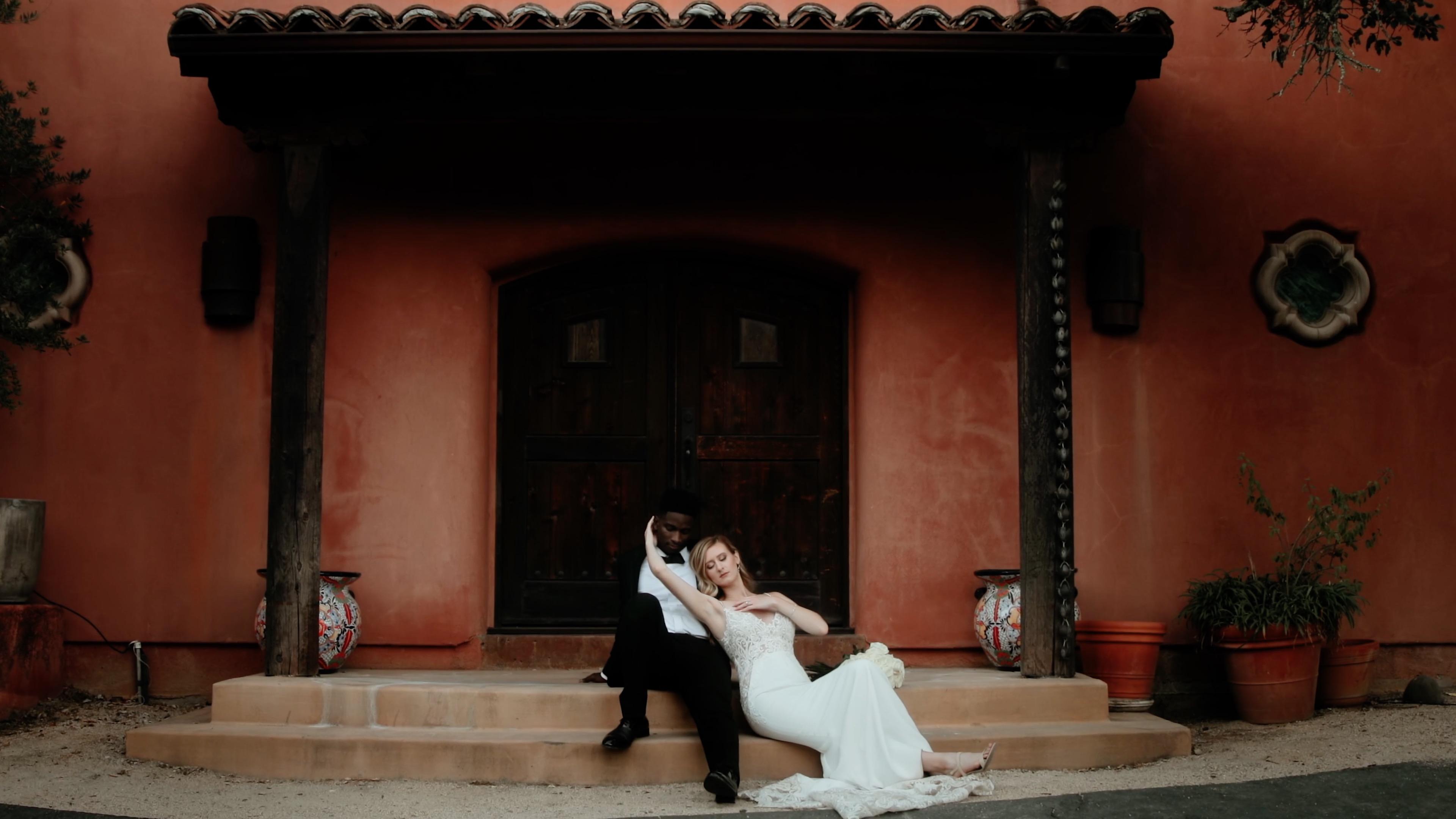 Ashlee + Kevin | Napa, California | Casa Bienvenidos