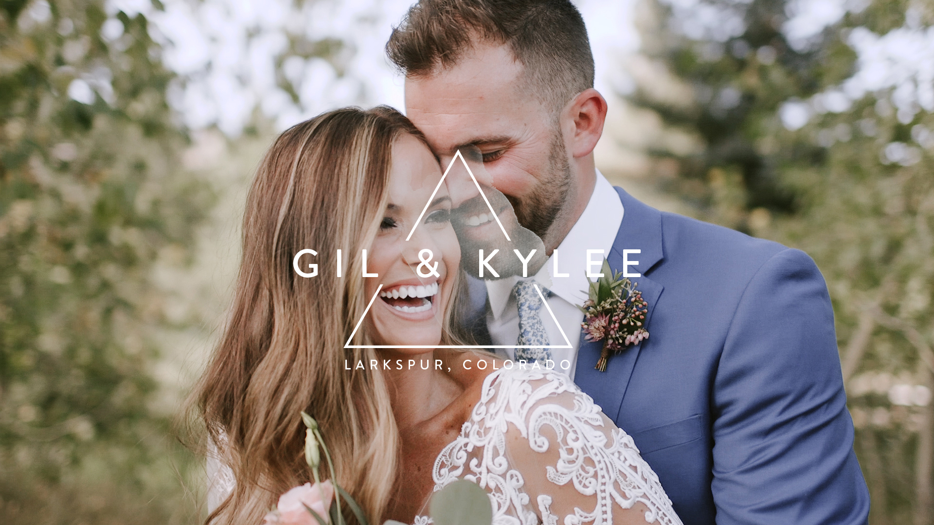 Kylee + Gil | Larkspur, Colorado | Spruce Mountain Ranch