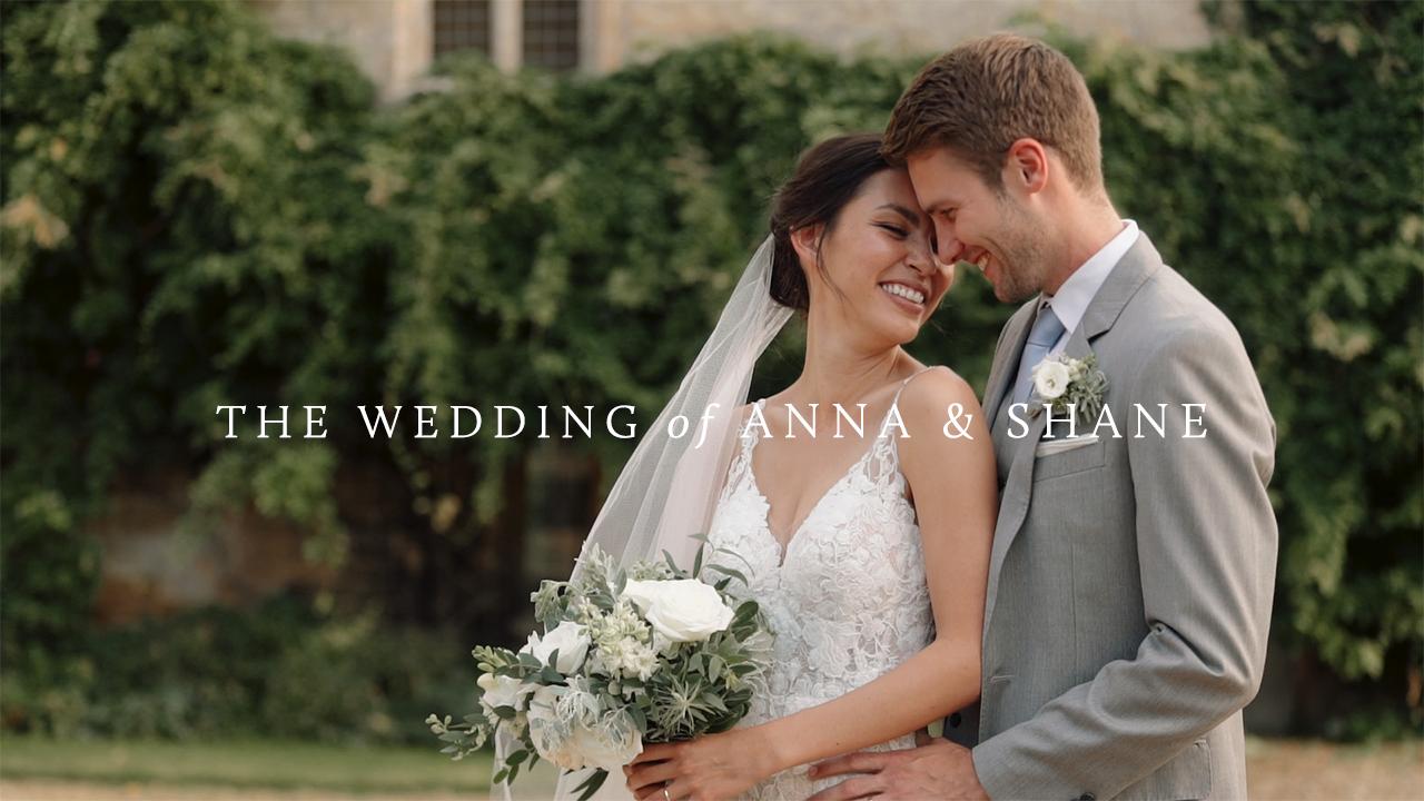 Anna + Shane | Somerset, United Kingdom | Brympton House