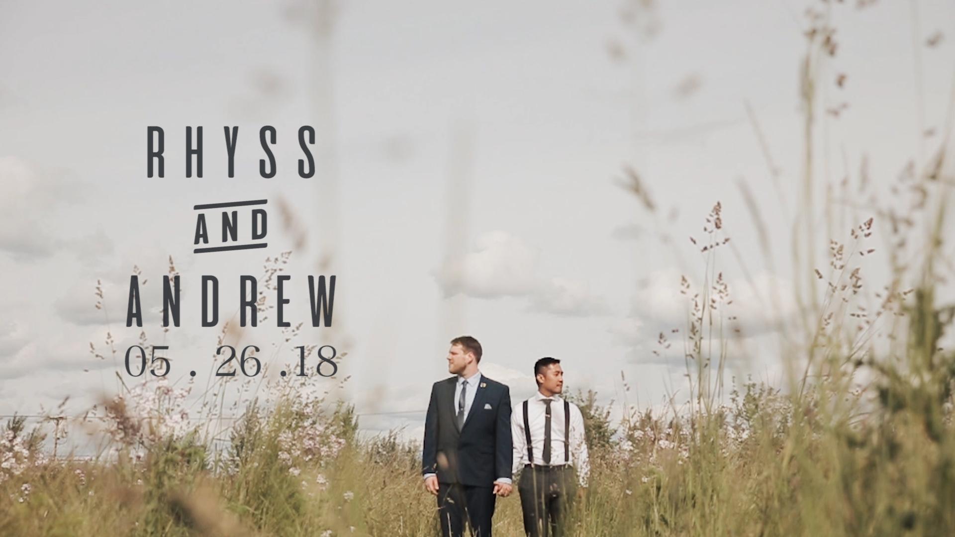 Rhyss + Andrew | Seattle, Washington | Dairyland