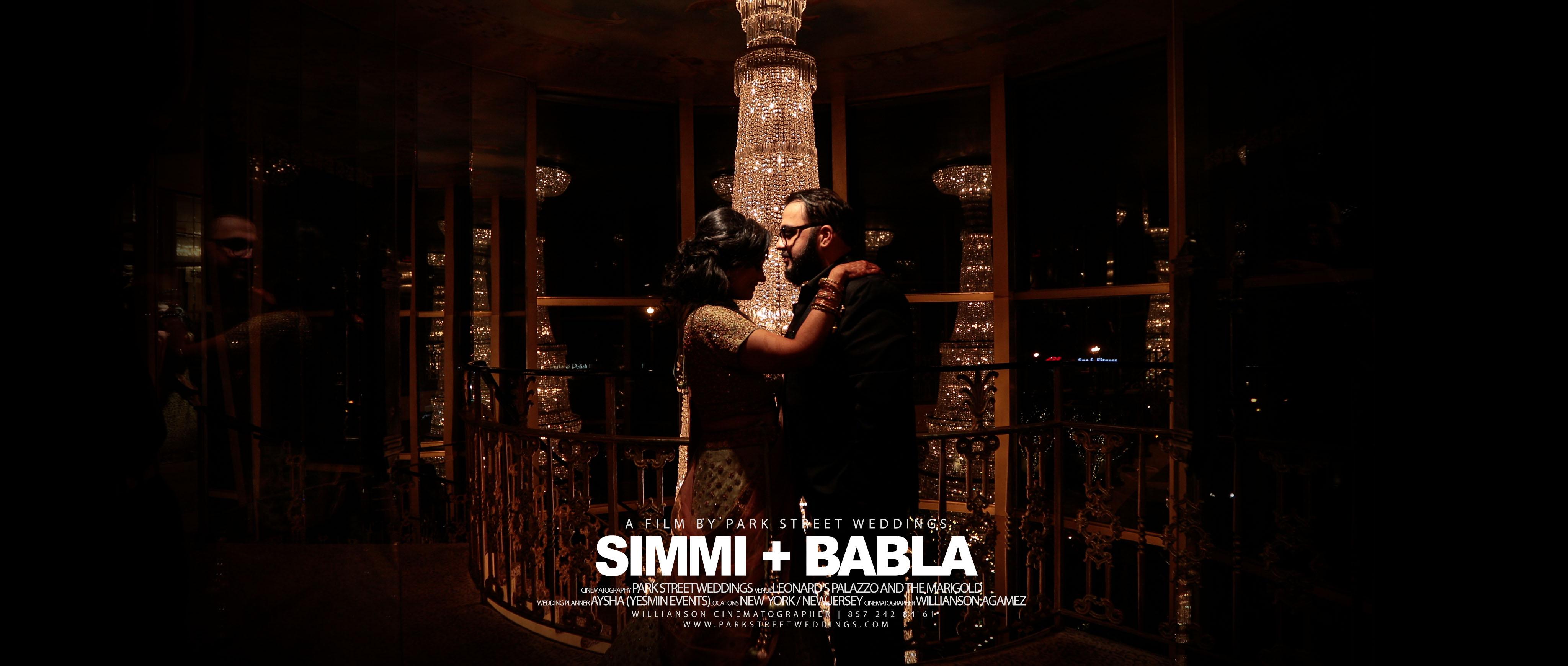Simmi + Babla | New York, New York | Leonard's Palazzo