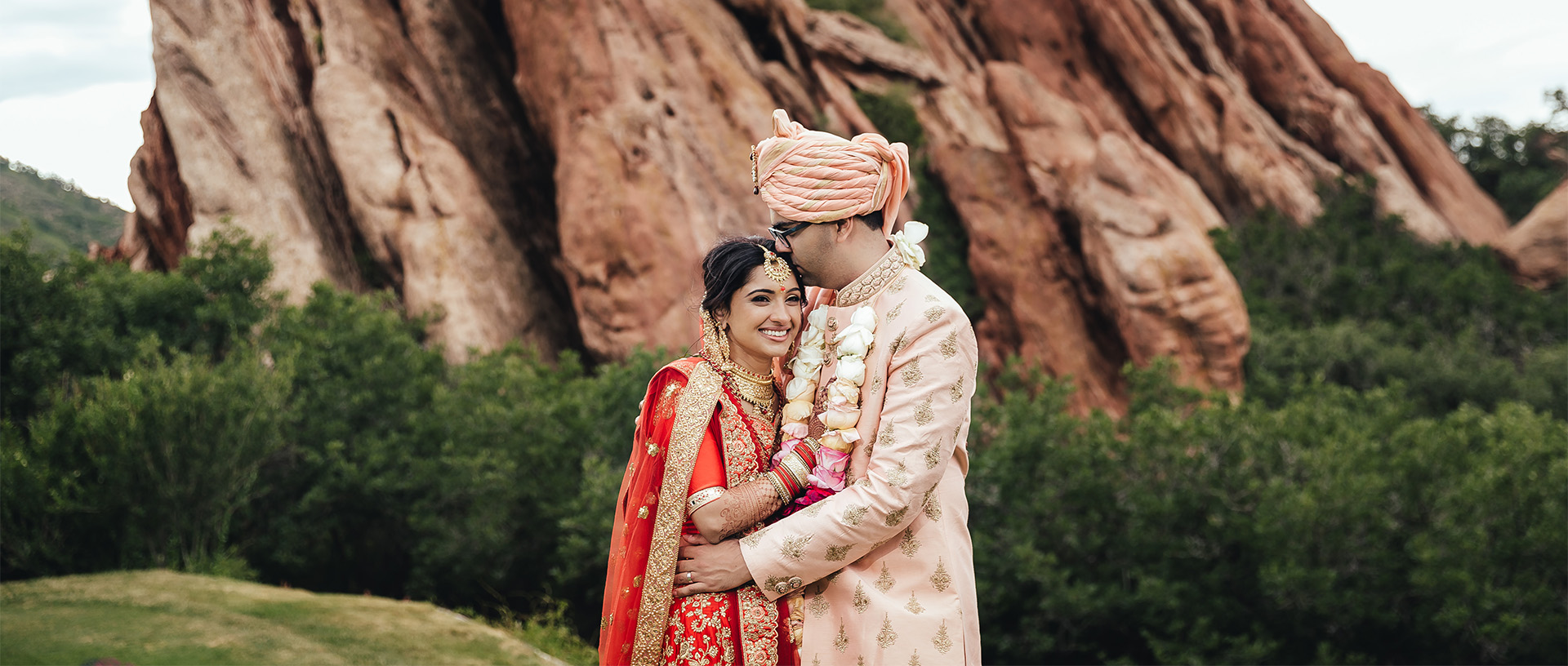 Aneesh + Maitri | Littleton, Colorado | Arrowhead Golf Club