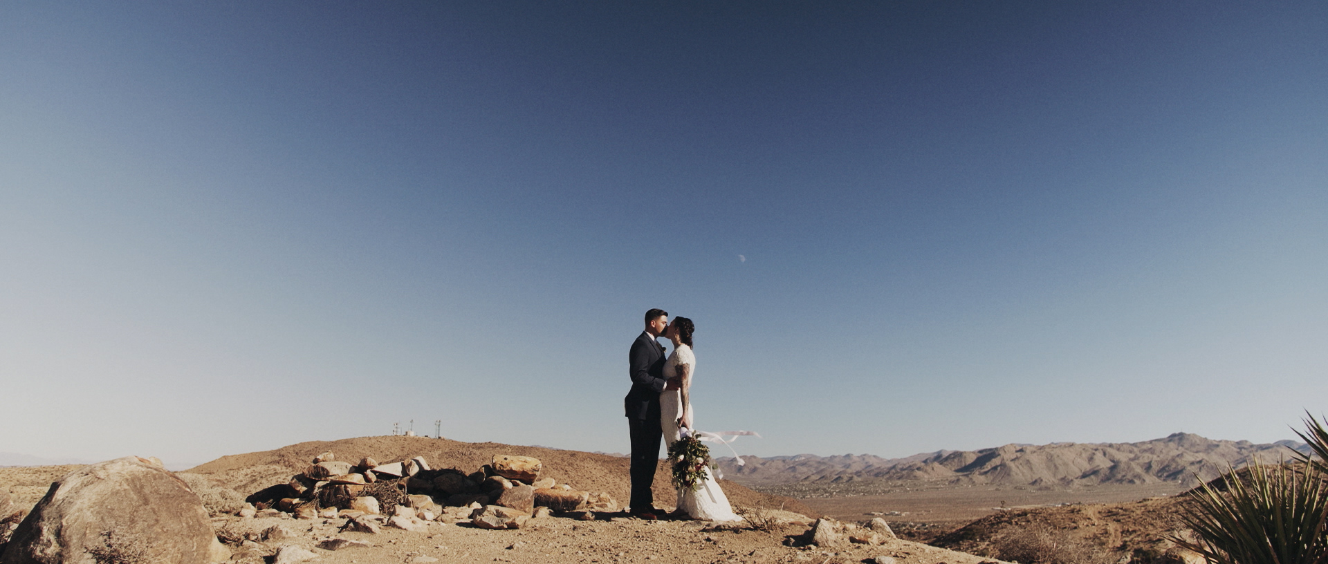 Zac + Zan | Joshua Tree, California | Joshua Tree National Park