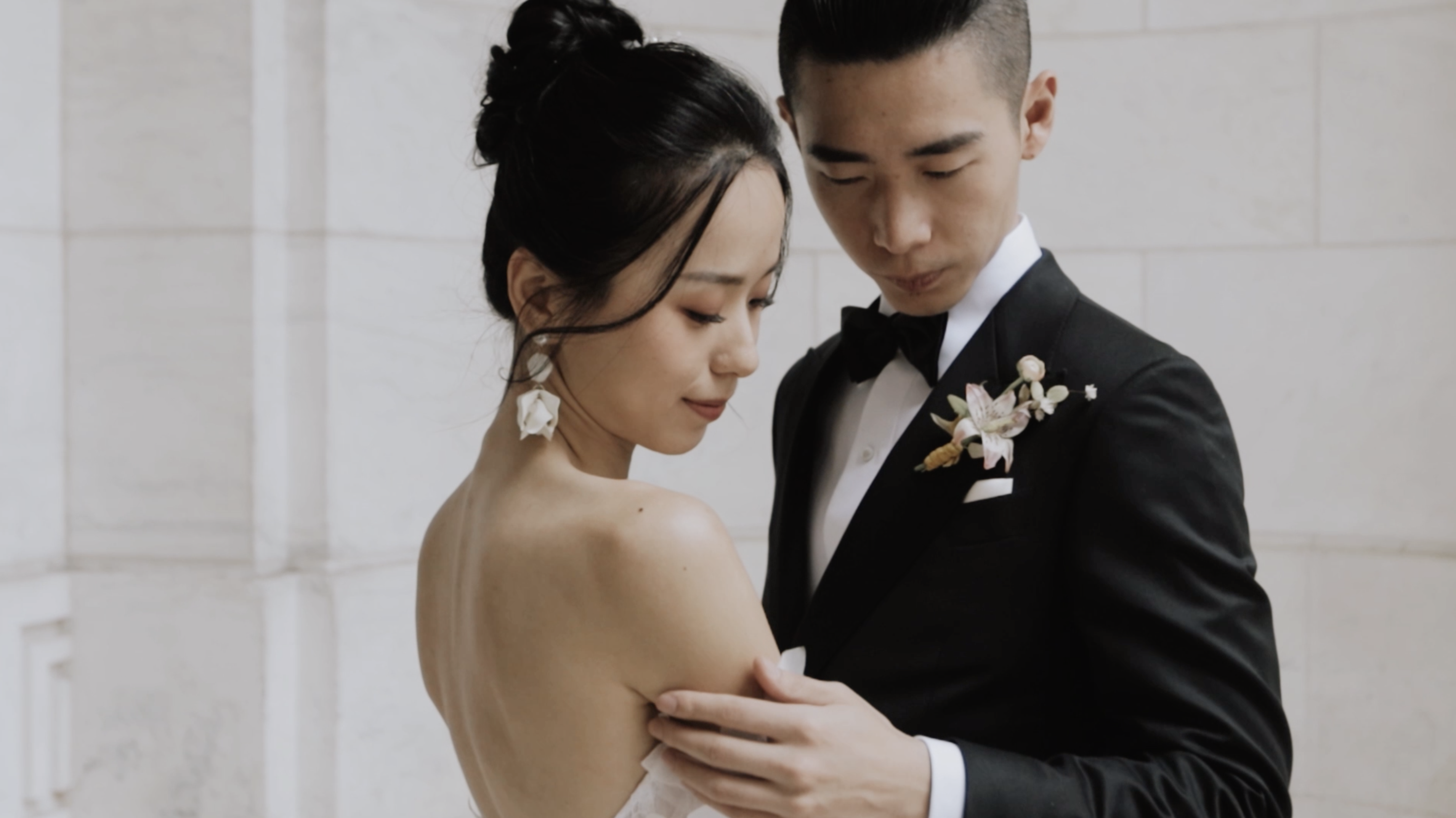 Howard + Jialin | New York, New York | 620 Loft & Garden