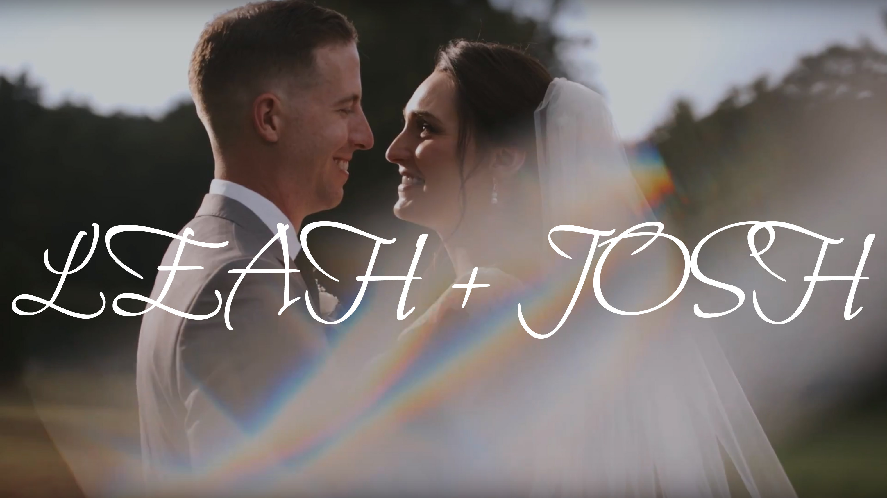 Leah + Joshua | Flat Rock, North Carolina | Kenmure Country Club