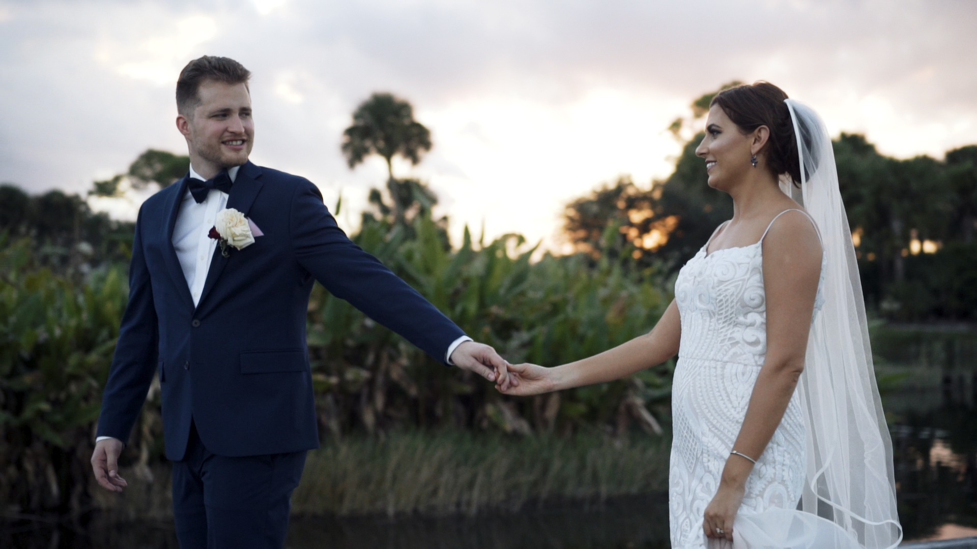 John + Ashley | West Palm Beach, Florida | Breakers West Country Club