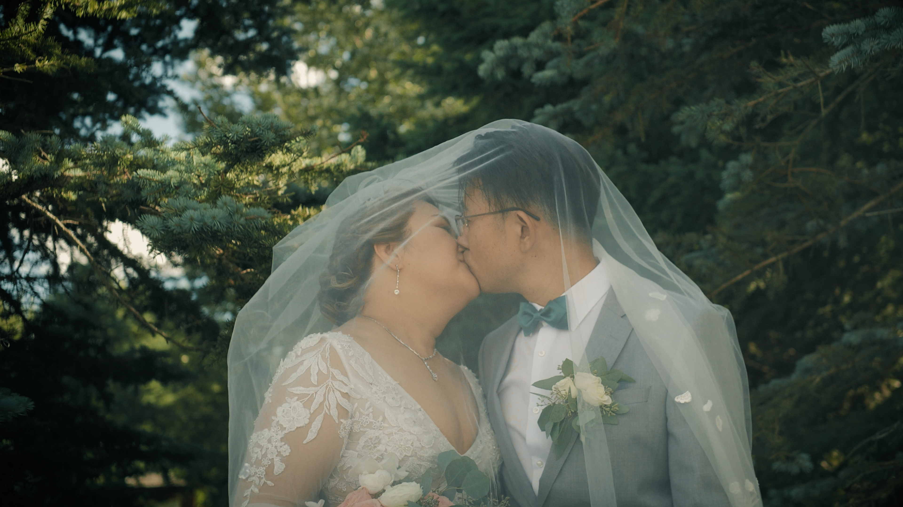 Ivan + Ellen | Ponoka, Canada | Pine and Pond