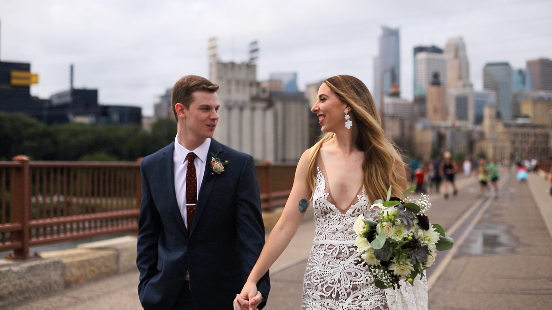 Josh + Taylor | Minneapolis, Minnesota | Minneapolis Event Centers, Minneapolis