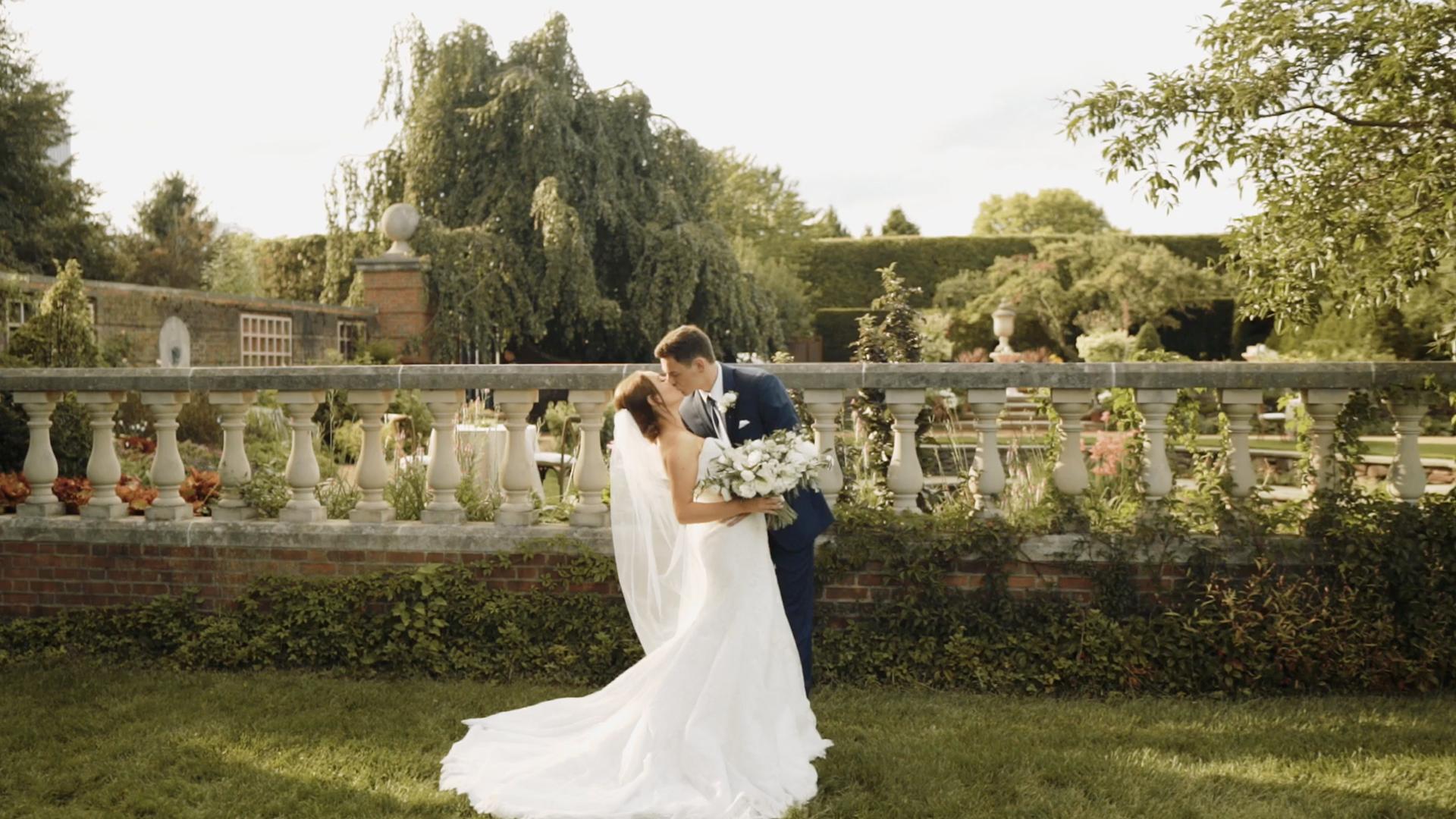 Alison + Jared | Chicago, Illinois | Chicago Botanic Garden