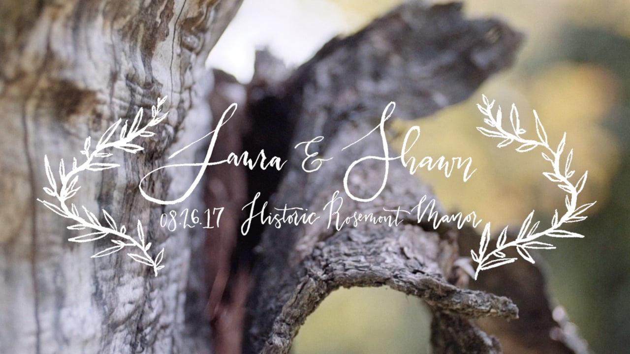 Laura + Shawn | Berryville, Virginia | Historic Rosemont Manor