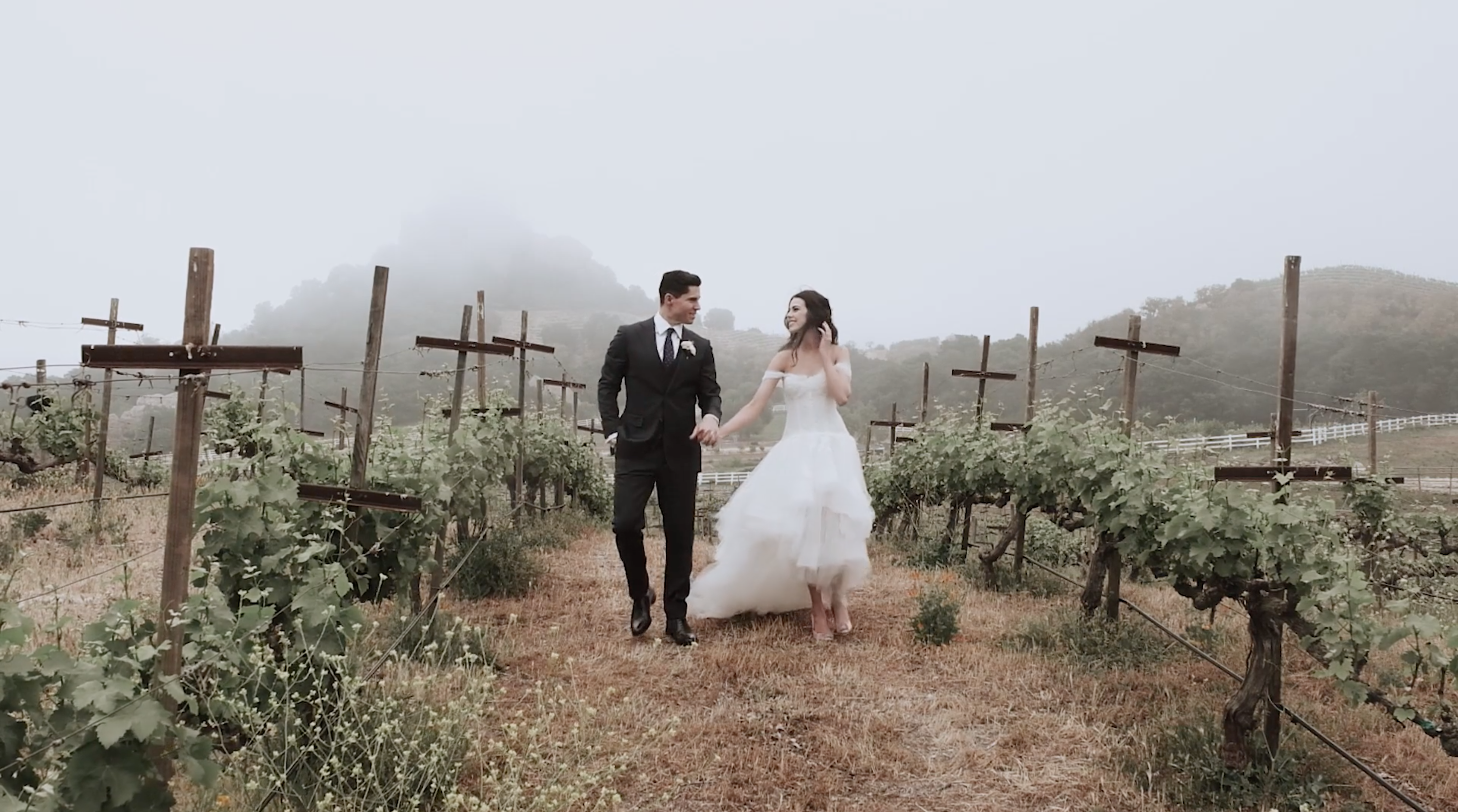 Jackie + Luke | Malibu, California | Saddlerock Ranch