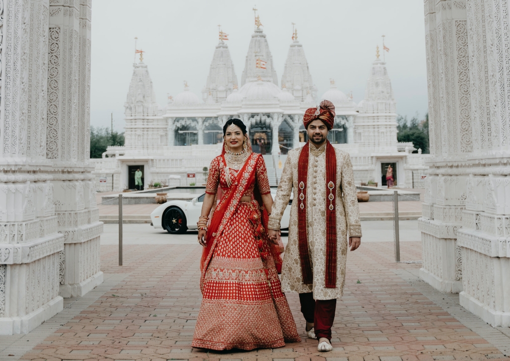 Miral + Jaymin | Sugar Land, Texas | Signature Manor