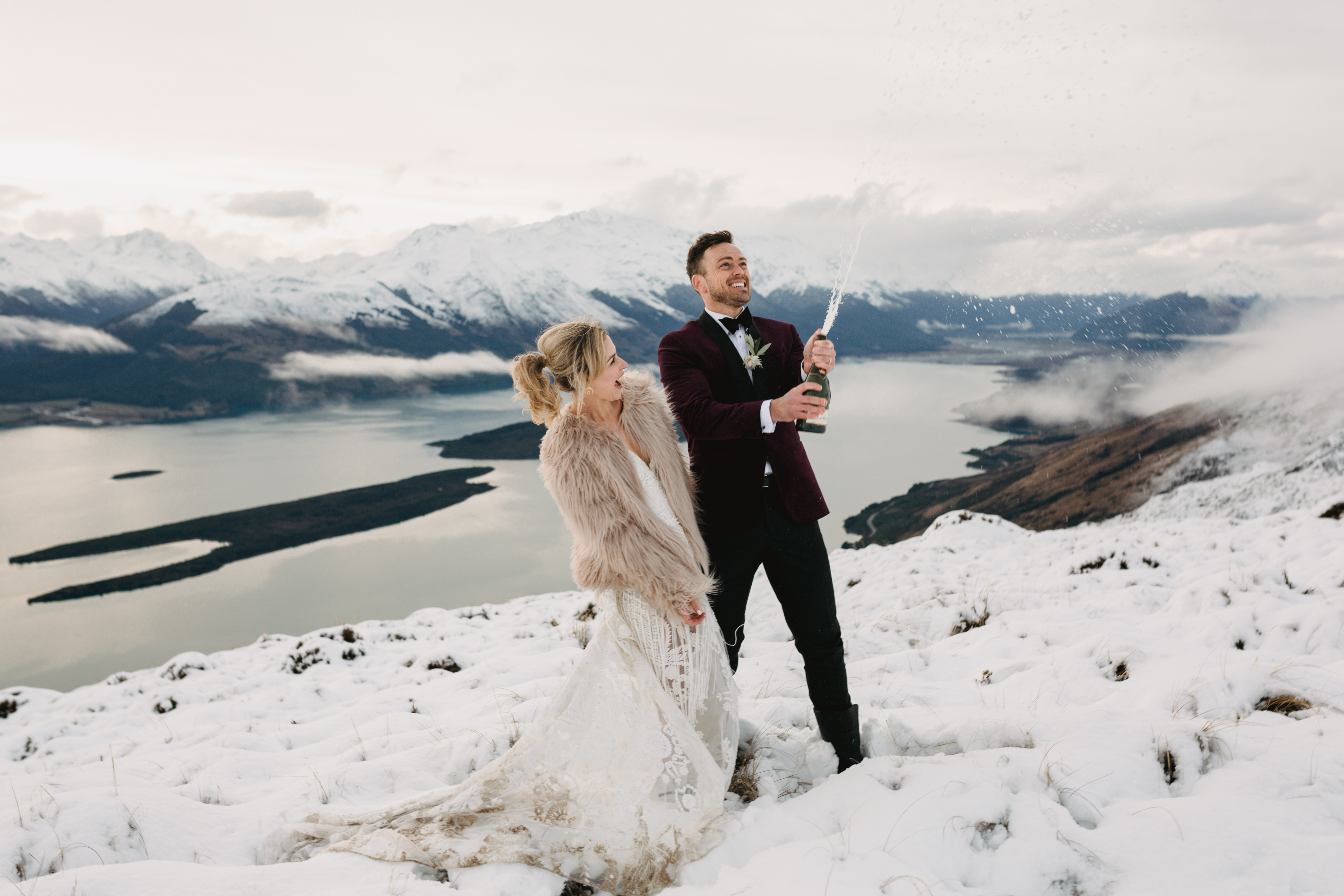 Chloe + Richie | Glenorchy, New Zealand | Paradise Trust