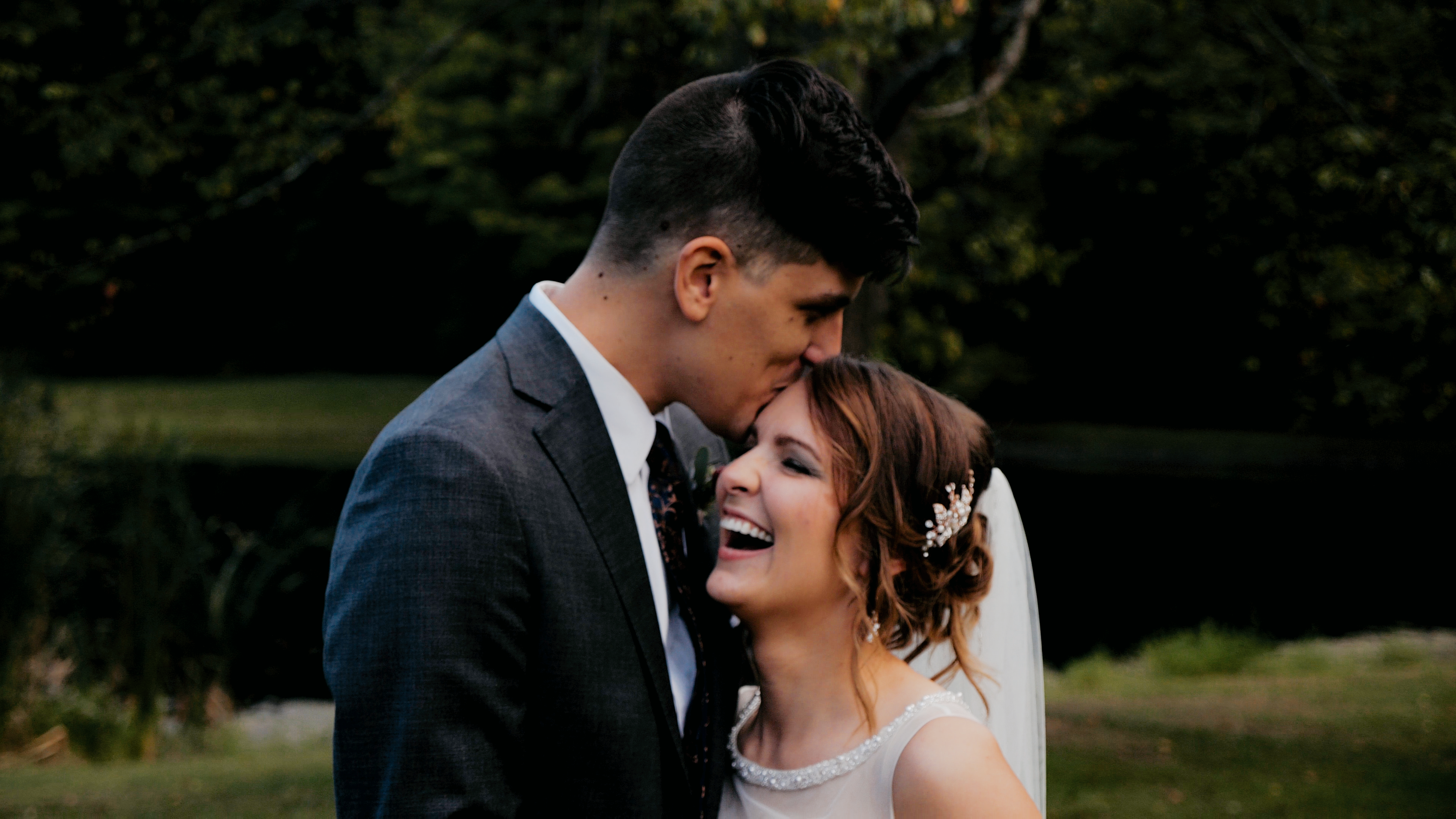 Bekah + Aaron | Chagrin Falls, Ohio | Sun Valley Ohio