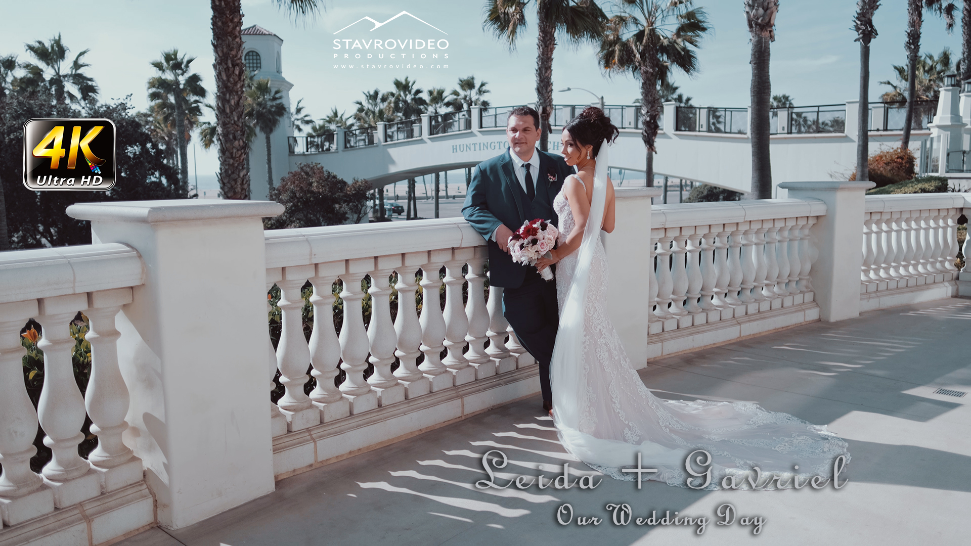 Gavriel  + Leyda | Huntington Beach, California | Hyatt Huntington Beach