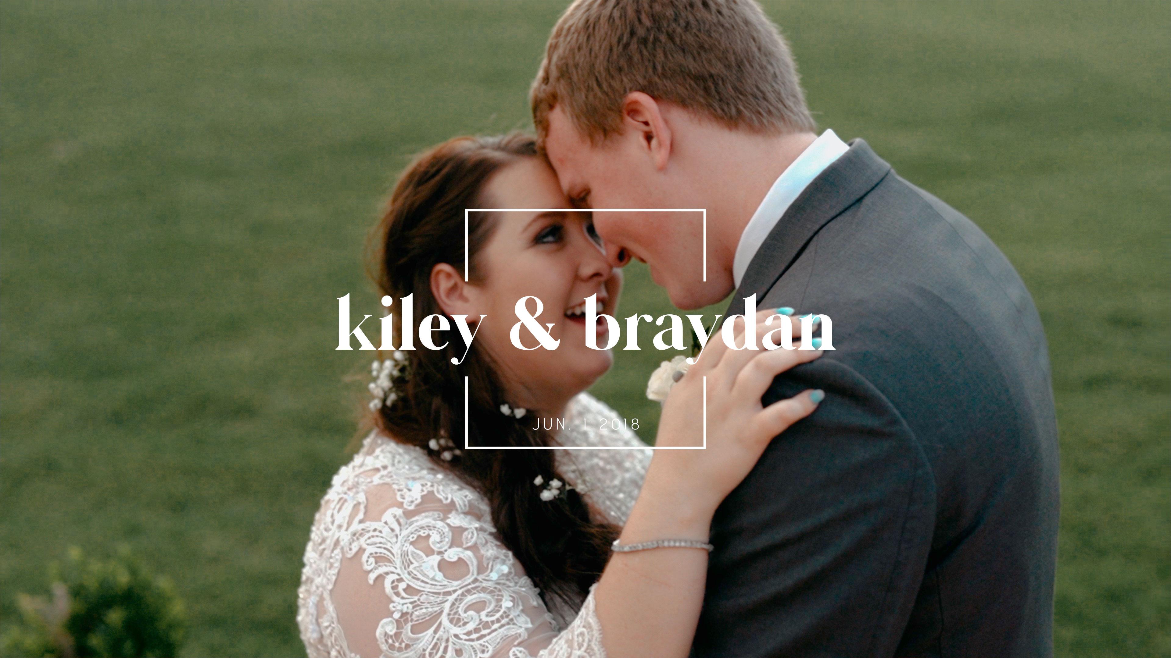 Kiley + Braydan | Tuttle, Oklahoma | The Plantation at Coal Creek