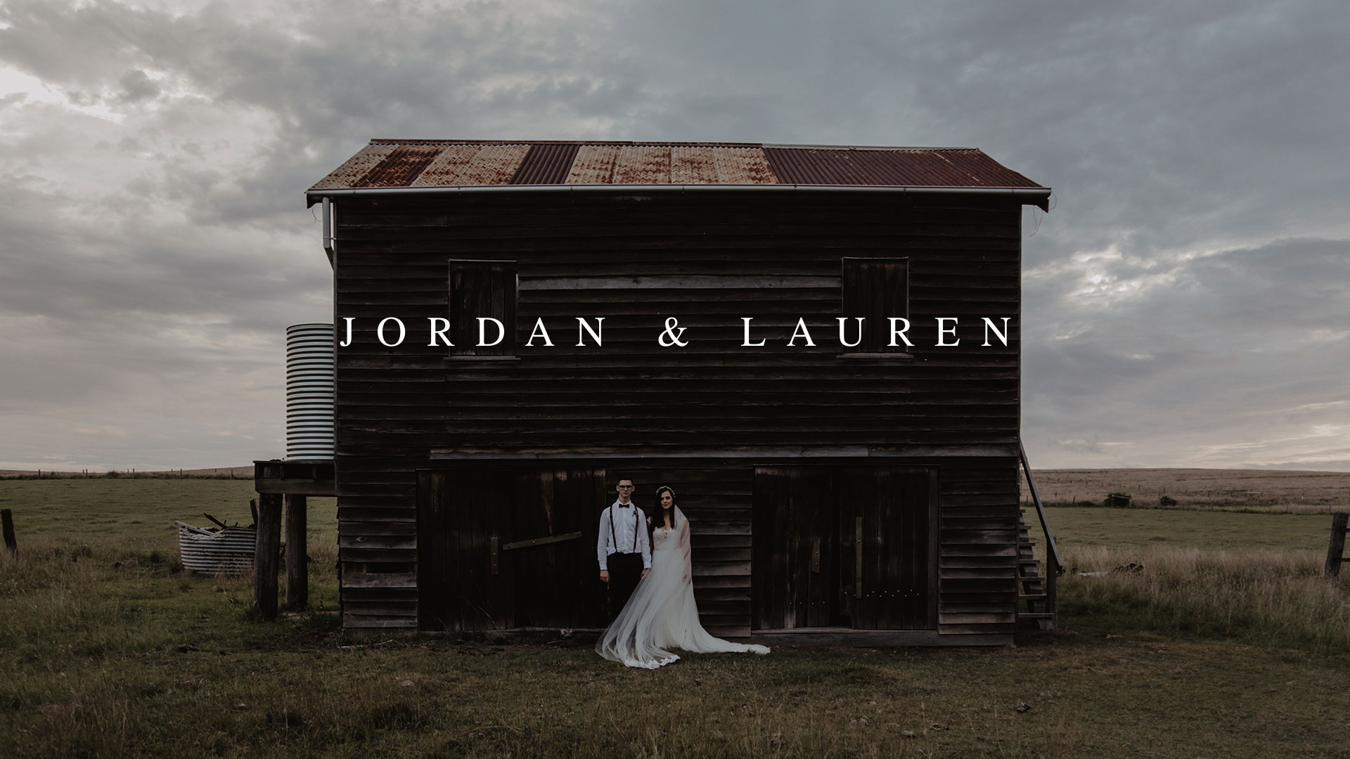Jordan + Lauren | Mount Beppo, Australia | Coronation Hall