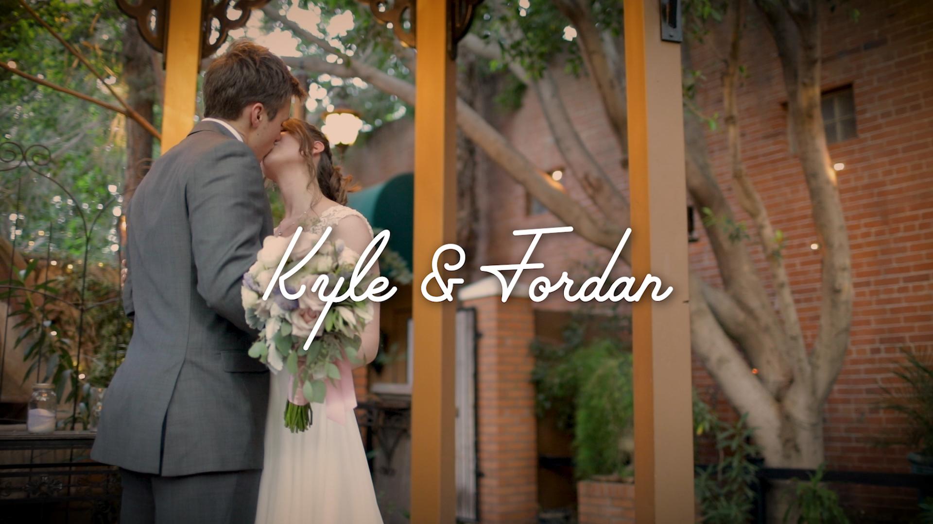 Kyle + Jordan | Mesa, Arizona | Regency Garden