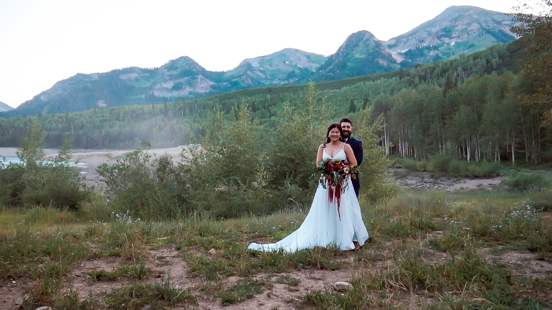 Jessica + Jefferson | American Fork, Utah | Silver Lake