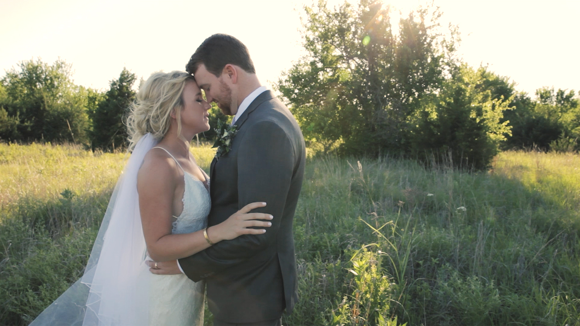 MaryClaire + Chad | Augusta, Kansas | Stone Hill Barn
