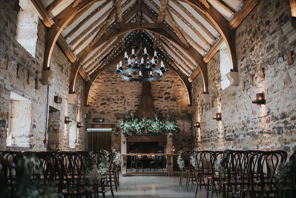 Courtney  + Isaac | Northumberland, United Kingdom | Healey Barn