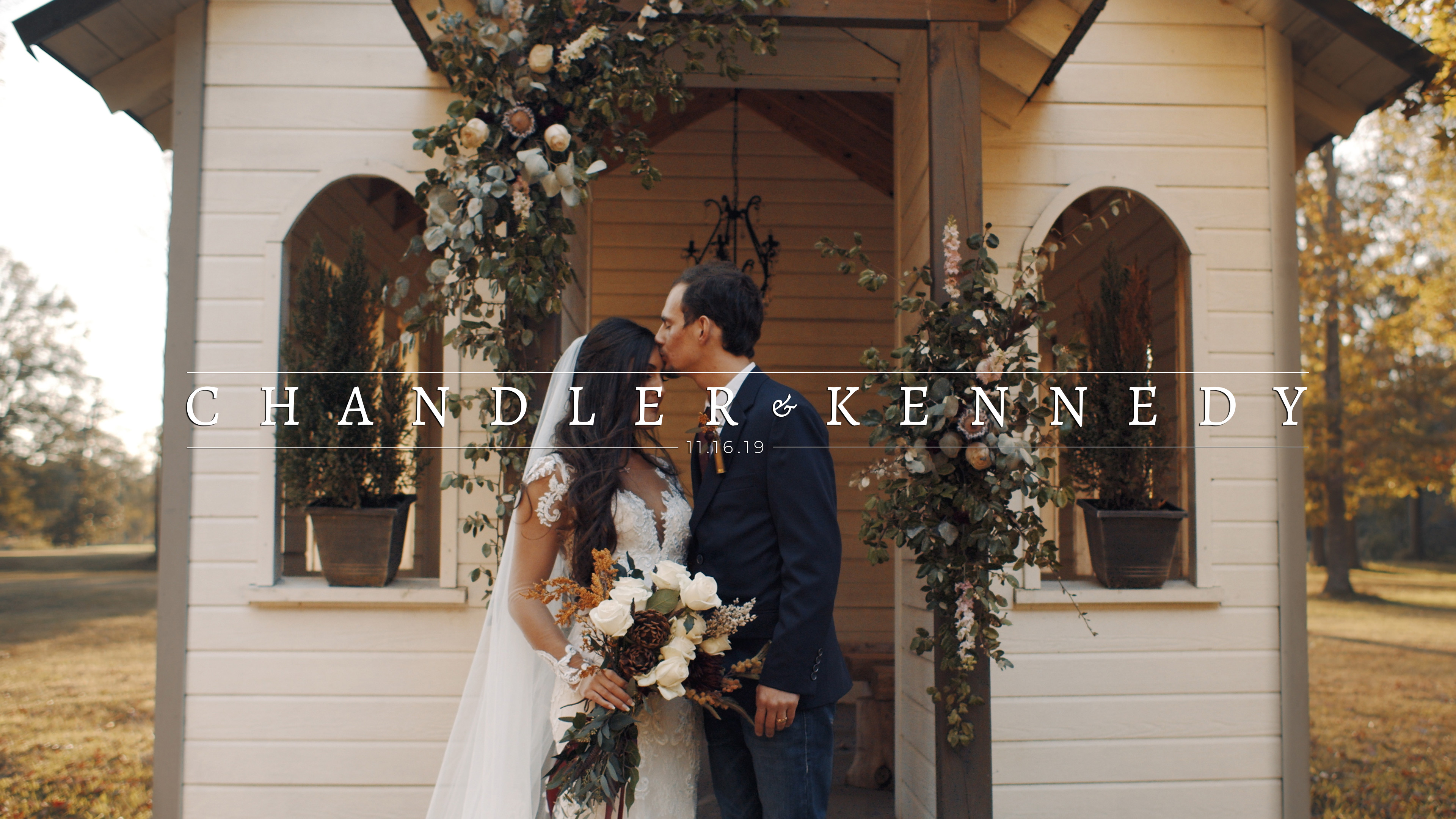 Chandler + Kennedy | Brookhaven, Mississippi | The Hideaway at Reed's Estate