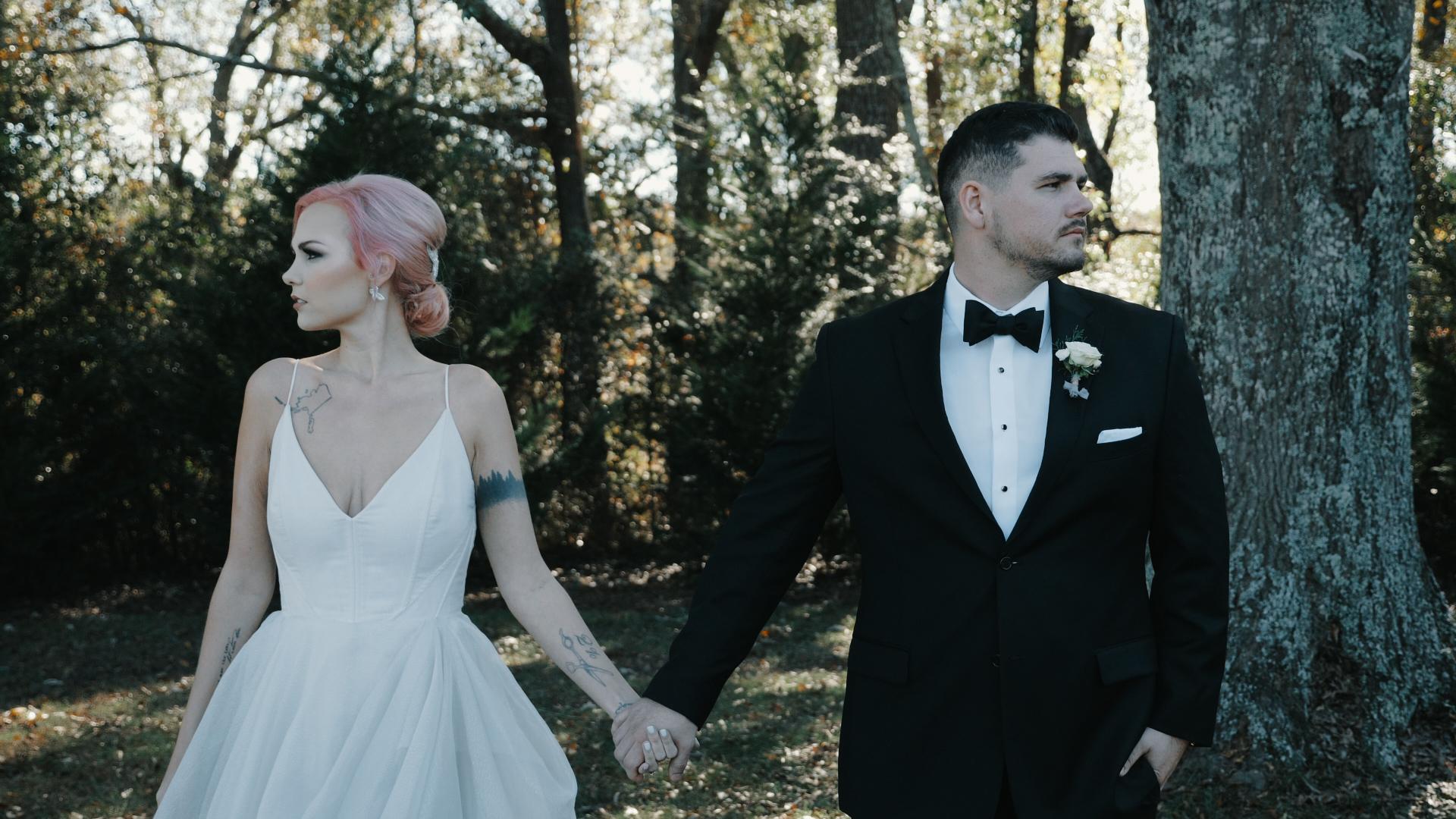 Corey + Rebecca | Tallapoosa, Georgia | Sweet Meadow Farm and Homeplace