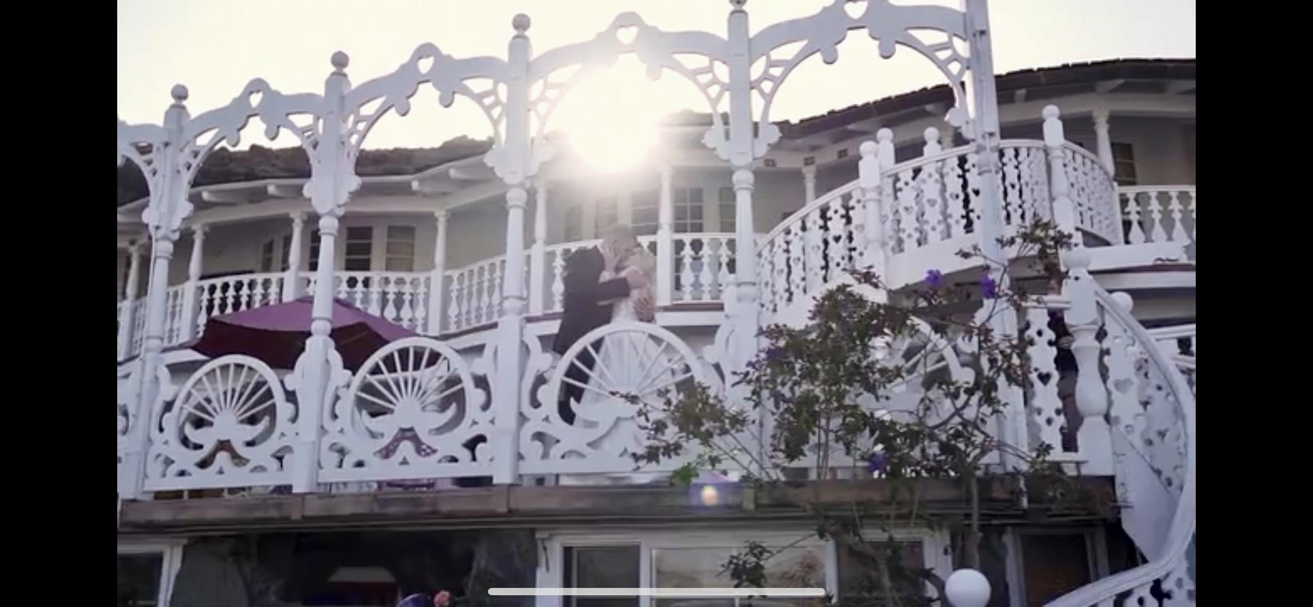 Regan + Michael | San Luis Obispo, California | Madonna Inn