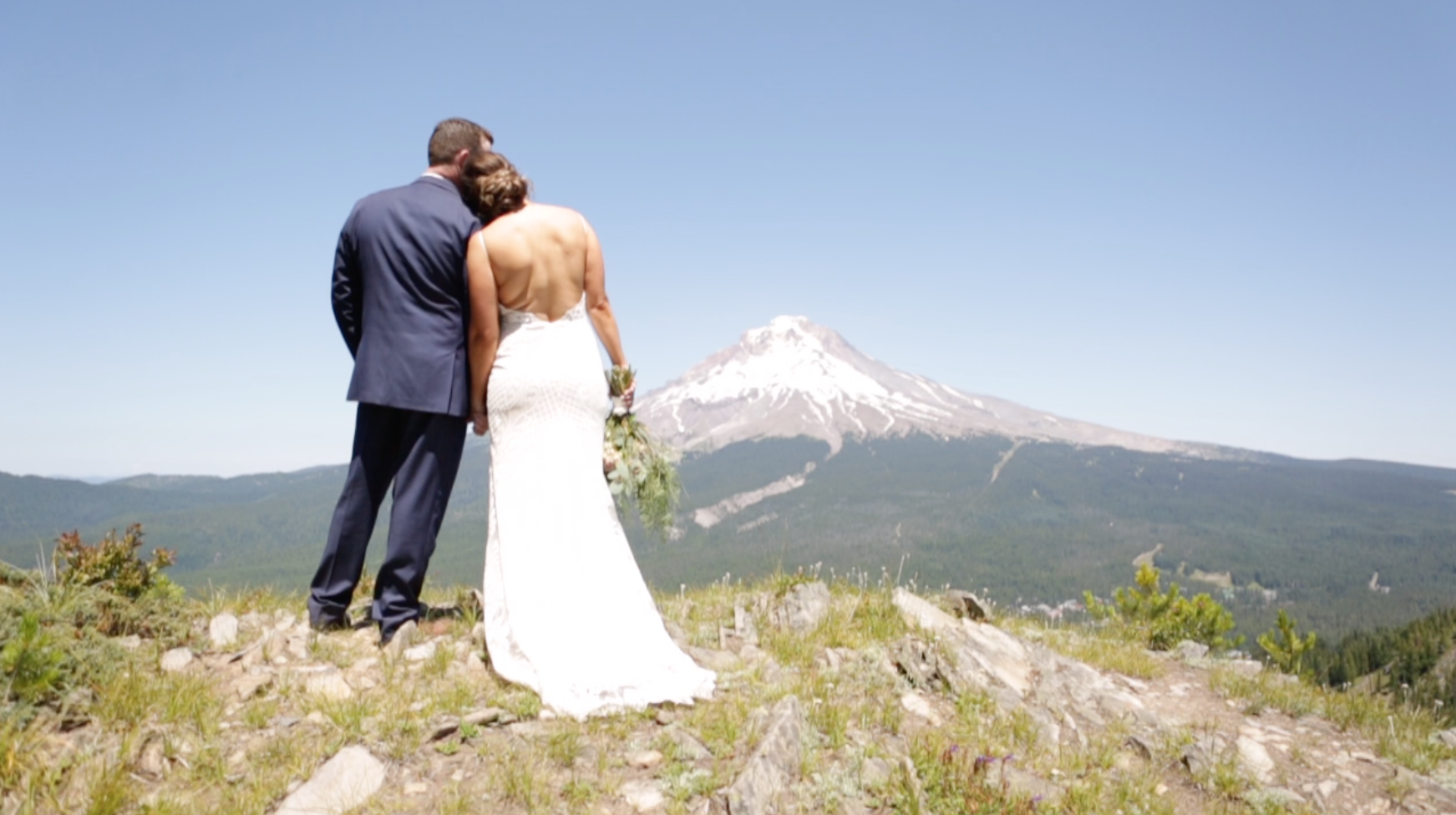 Kevin + Kendra | Mount Hood, Oregon | Mt. Hood