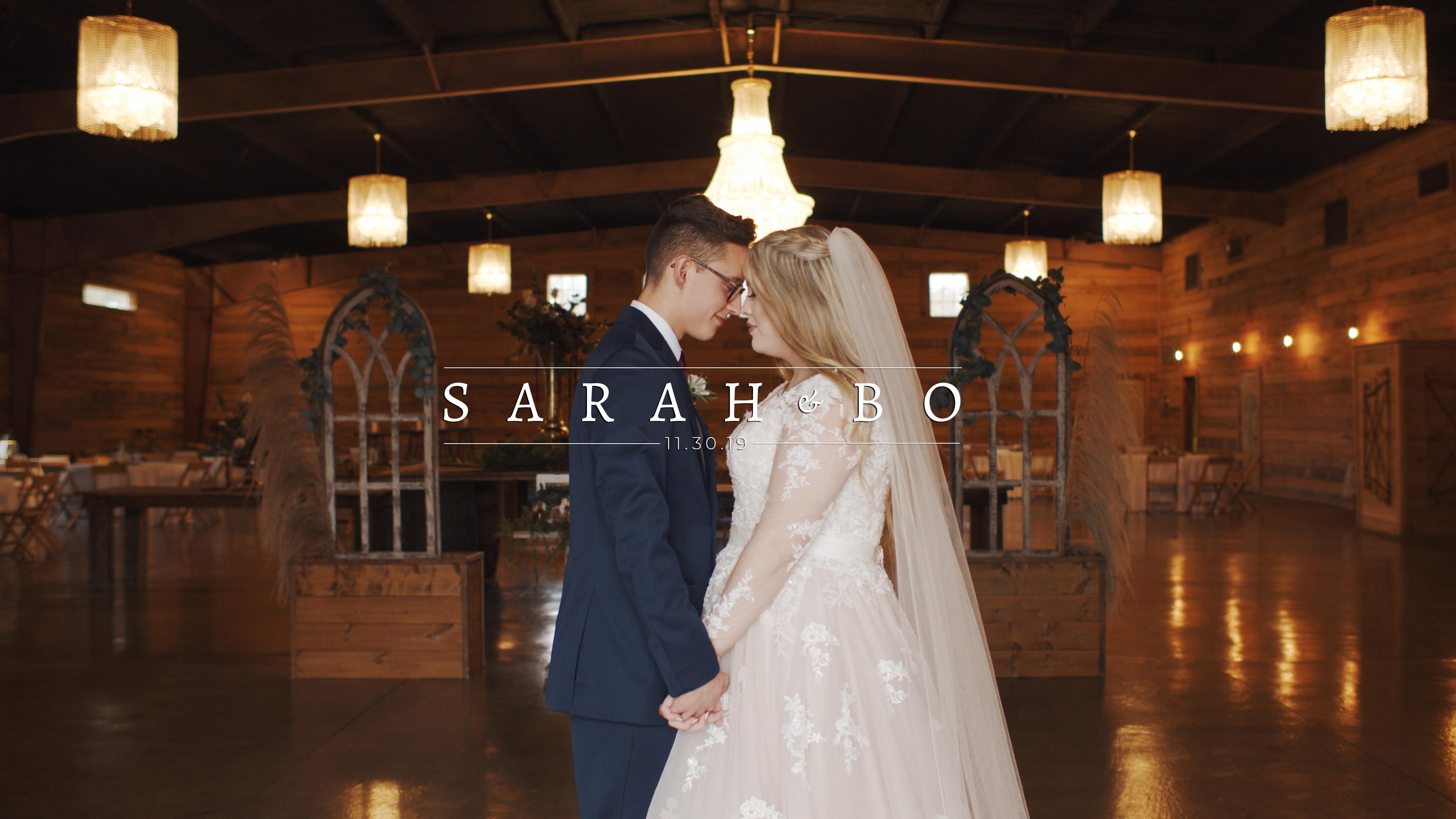 Sarah + Bo | Tupelo, Mississippi | The Antler