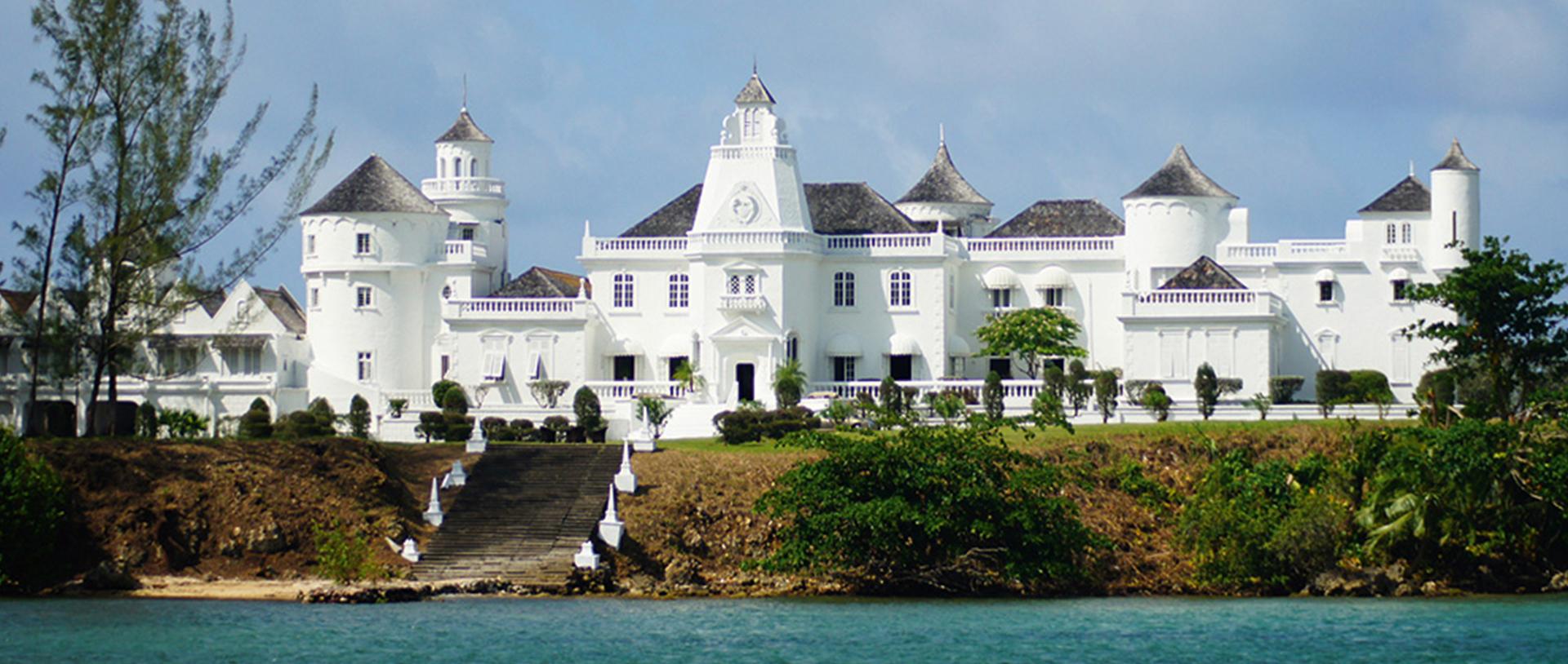 Alex + Jelicza | Portland Parish, Jamaica | Trident Castle