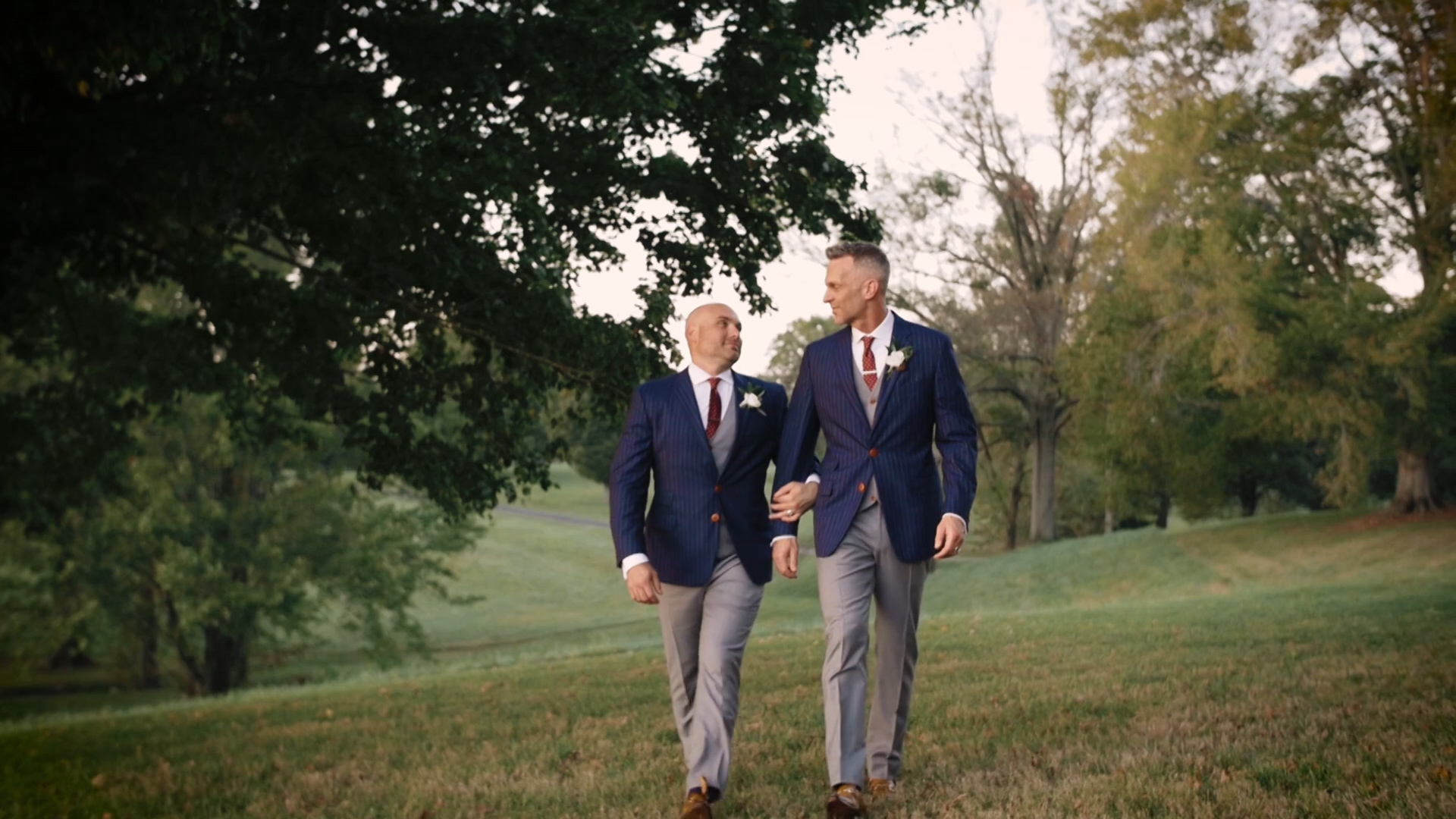 Jay + Jason | Louisville, Kentucky | Hermitage
