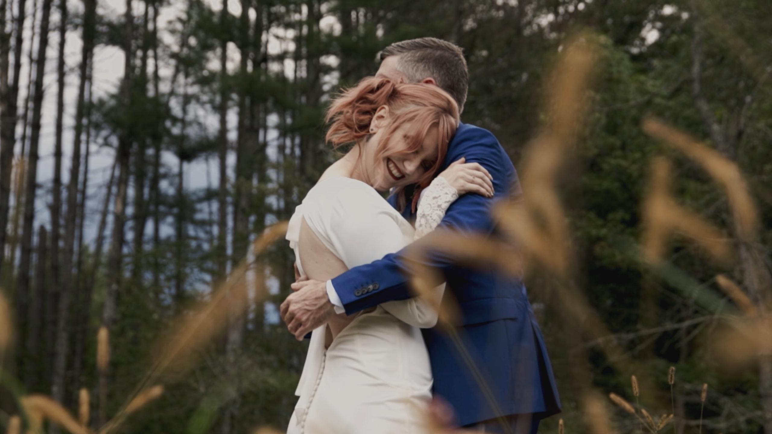 Rebecca + Steven | Waynesville, North Carolina | Appalachian Farm Weddings
