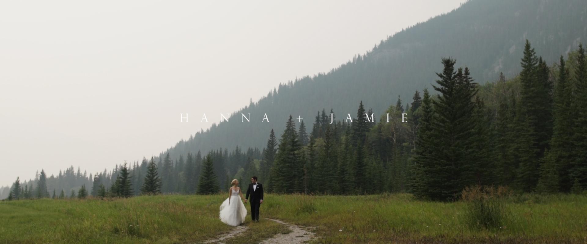 Hanna + Jamie | Banff, Canada | Fairmont Banff Springs