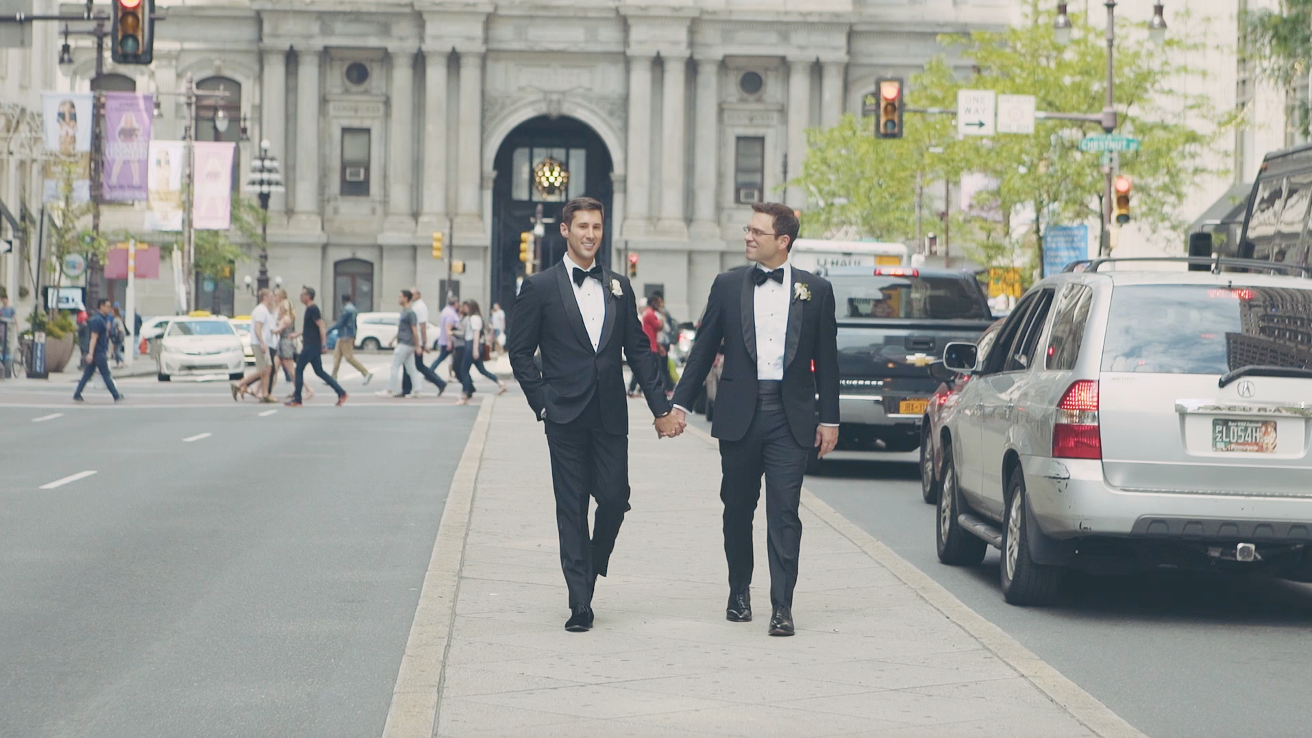 Joey + Andrew | Philadelphia, Pennsylvania | Water Works