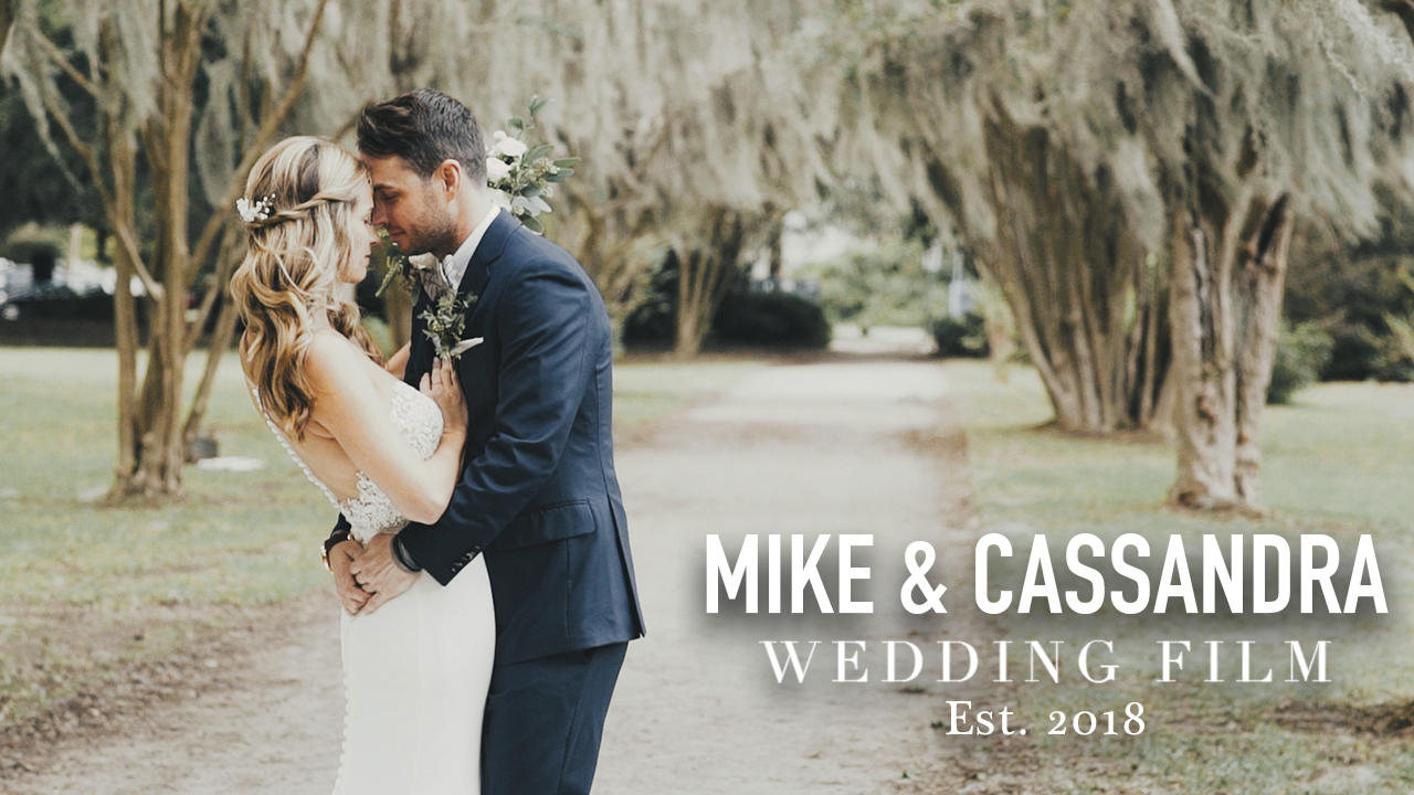 Mike + Cassandra | Charleston, South Carolina | The Dewberry Hotel