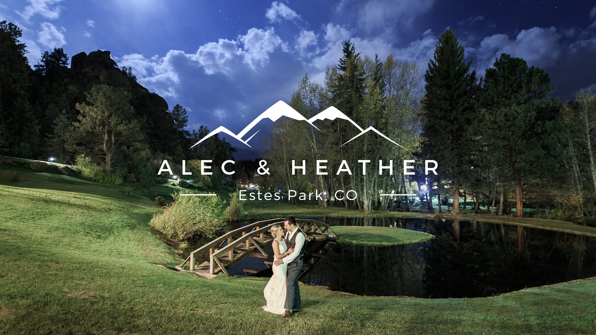 Alec + Heather | Estes Park, Colorado | Black Canyon Inn