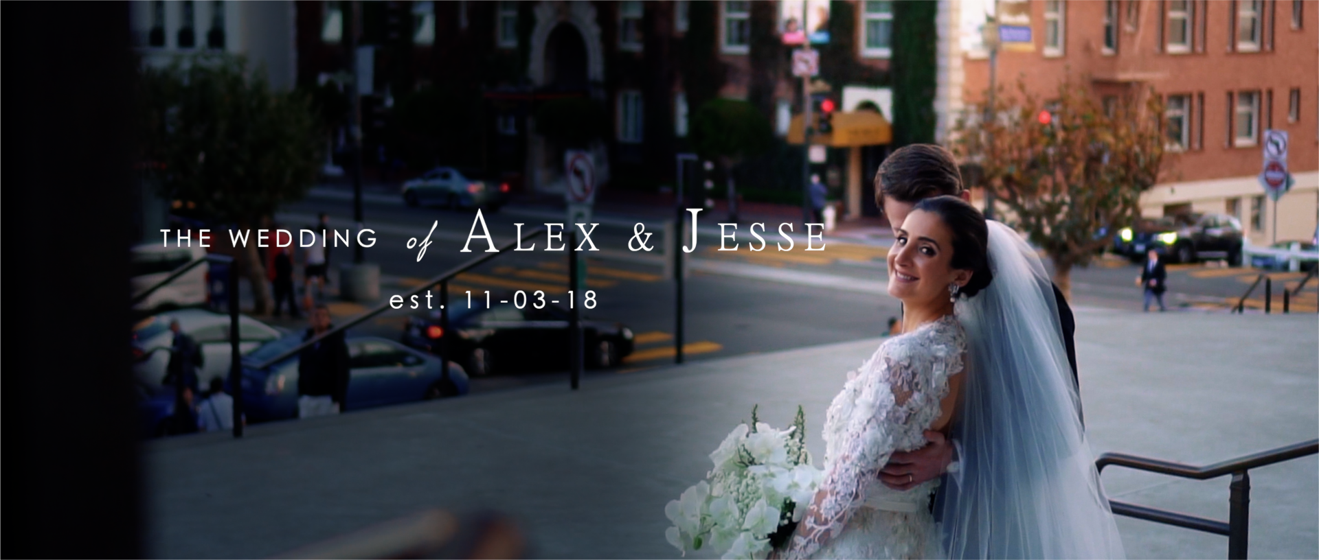Alex + Jesse | San Francisco, California | Grace Cathedral